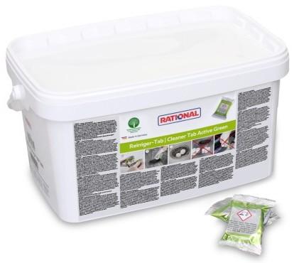Rational Reiniger-Tabs Active Green für iCombi Pro + iCombi Classic a'150 Stück